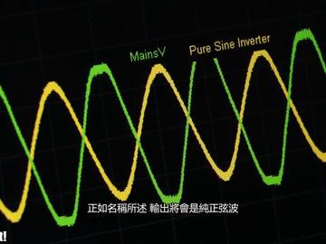 【项目教程】DIY一个纯正弦波逆变器