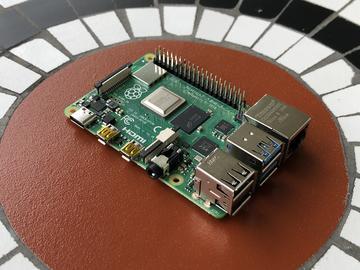 树莓派4B+NCS2,最强最具性价比的边缘计算开发平台