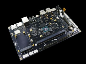 高性能嵌入式核心板新标杆!米尔推出基于NXP i.MX8M处理器的MYC-JX8MX核心板