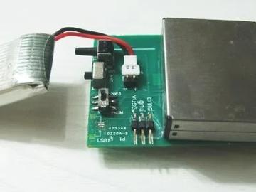 基于esp8266的便携式无线PM2.5检测电路设计