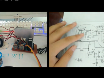 DIY TDA2030 2.1功放板(內含電路圖講解)