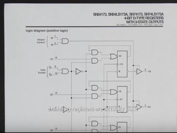 [系列教程]国外大神带你用面包板制作8-bit计算机(寄存器4)