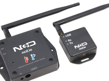 基于无线通信的温湿度传感装置解决方案电路设计
