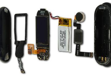 优秀量产式解决方案,小米手环3(NFC)拆解