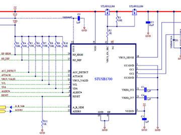 USB Type-C 电力传输电路设计