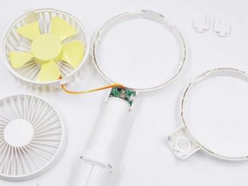 邦克仕小风扇拆解:人人都可以掌握的电路设计方案