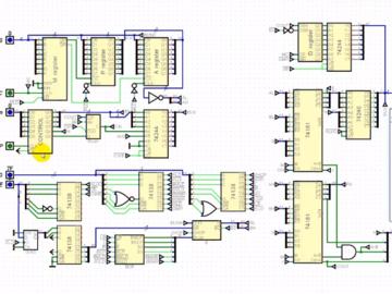 [电路设计]不得了,高一新生设计了一个ALU