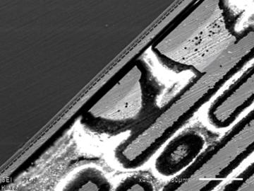 切开i7-8700K里面有什么?开盖大神用电子扫描显微镜一窥究竟