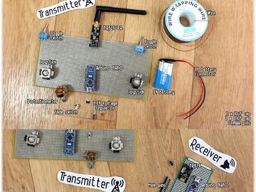 【项目教程】自制堪比商业产品的Arduino遥控器(附电路图及源代码)