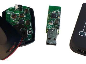单芯片蓝牙解决方案-CC2541 Mini Development Kit开发套件评测