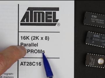 [系列教程]国外大神带你用面包板制作8-bit计算机(输出寄存器2)