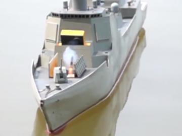 [项目展示]112通道船模遥控器(附项目开源资料)