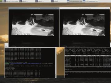 4GB版本树莓派4B试用OpenCV 4.0