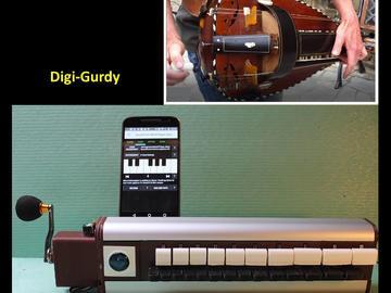 Digi-Gurdy——基于MIDI的電子便攜式練習助聽器