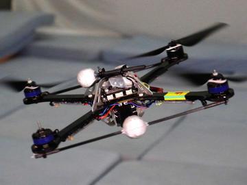 黑科技:超牛算法加持,用于阻止不受控制的无人机坠毁的安全系统