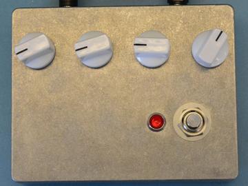 Nu:Tekt OD开发套件DIY真空管过载效果装置:内部电路大公开,耳放的完美搭档