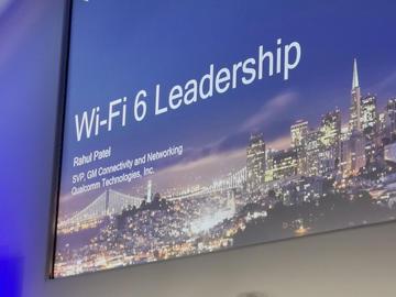 支持802.11ax的WiFi 6一站式解决方案,选高通就对了