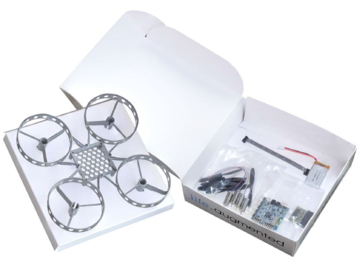 意法半導體STEVAL-DRONE01無人機開發套件評測:輕松DIY一個迷你無人機