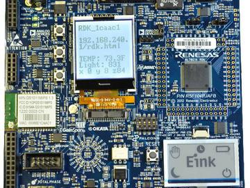 快速致力于智能家居研发-瑞萨YRDKRL78G13开发套件评测