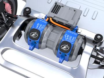 电机革命,加速燃油电机退市:Hunstable电动涡轮机让电动汽车进入次时代