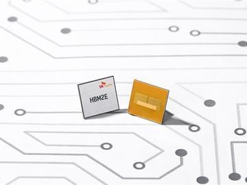 颠覆内存产业:SK海力士发布带宽猛增的HBM2E DRAM内存