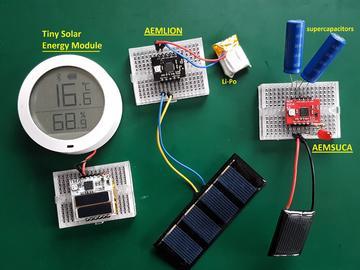 微型太阳能模块(TSEM)