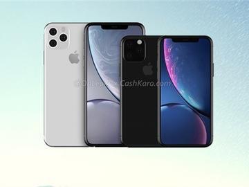 iPhone 11 Pro Max彻底曝光:新增墨绿色,三摄像头