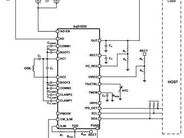 无线万物:基于bq500215的无线充电电路设计