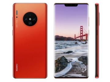 华为Mate 30 Pro引领未来10年智能手机:麒麟990,3D结构光,4500mAh电池,无短板