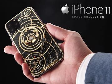 比苹果更早:奢侈版iPhone 11提前发布