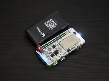 PiSugar电池——Raspberry Pi Zero便携式电源平台