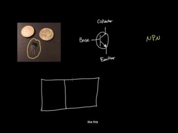 [系列教程]国外大神带你用面包板制作8-bit计算机(补充知识:晶体管如何工作)