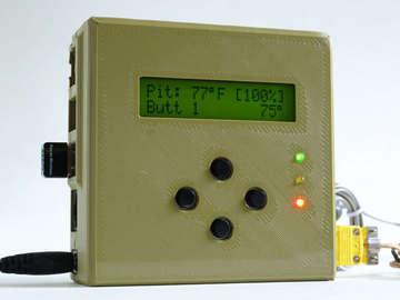 HeaterMeter:炎炎夏日,使用树莓派DIY一个自动控温的烧烤架