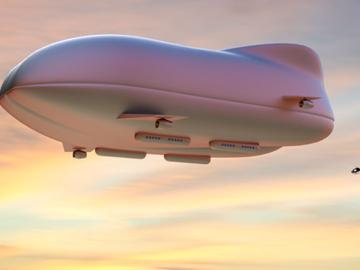 曾经想飞的taxi已消逝,飞艇能否再次崛起?