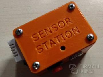 电路城每周方案精?。?.16-9.22):自己DIY Arduino无线气象站;二维码识别系统设计