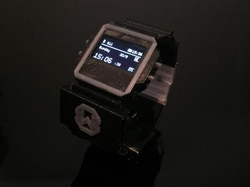 Watchduino2,廉价的开源BLE智能手表,与Arduino工具兼容