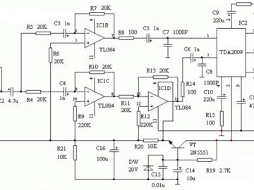 音响放大电路设计