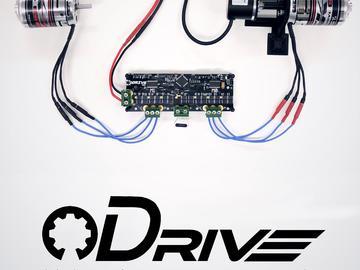 ODrive - 高性能電機控制
