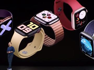 苹果Apple Watch 5上的LTPO屏幕是什么鬼?对比OLED有什么优势?