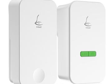 带灯光闪烁的智能门铃电路设计方案,加一个无线控制器即可?