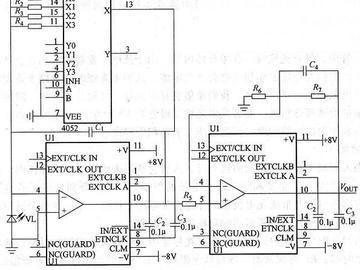 电流-电压转换电路图