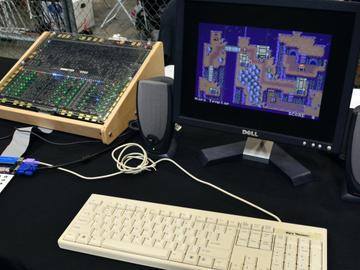 大牛用分立式MOSFET搭建了一个6502处理器,并且可以像计算机一样运行程序和游戏