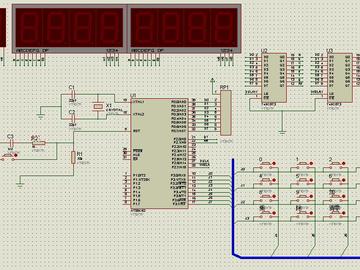 51单片机计算器方案设计