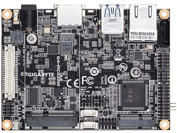 秒树莓派4B,技嘉推x86处理器单板计算机
