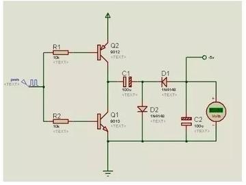 如何利用MCU的PWM产生负电压