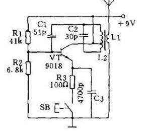 无线电遥控发射电路设计