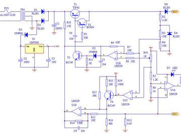 12v充电器原理图top7排行,有你了解的没?