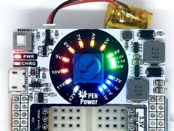 3种开源电源模式-最灵活的便携式移动电源Open Power DIY