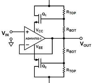 模拟高压电路如何设计能有效保证输送