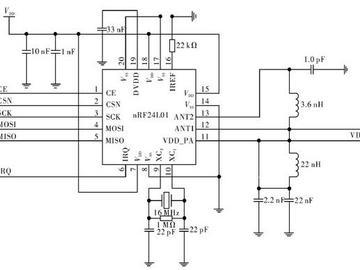 近距离无线视频传输系统电路设计